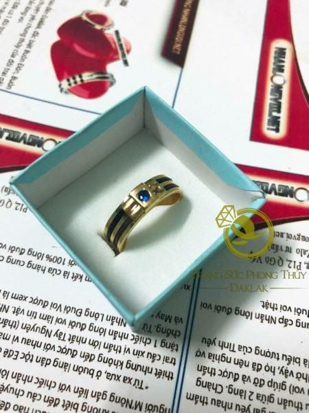 đeo nhẫn lông voi ngón nào may mắn