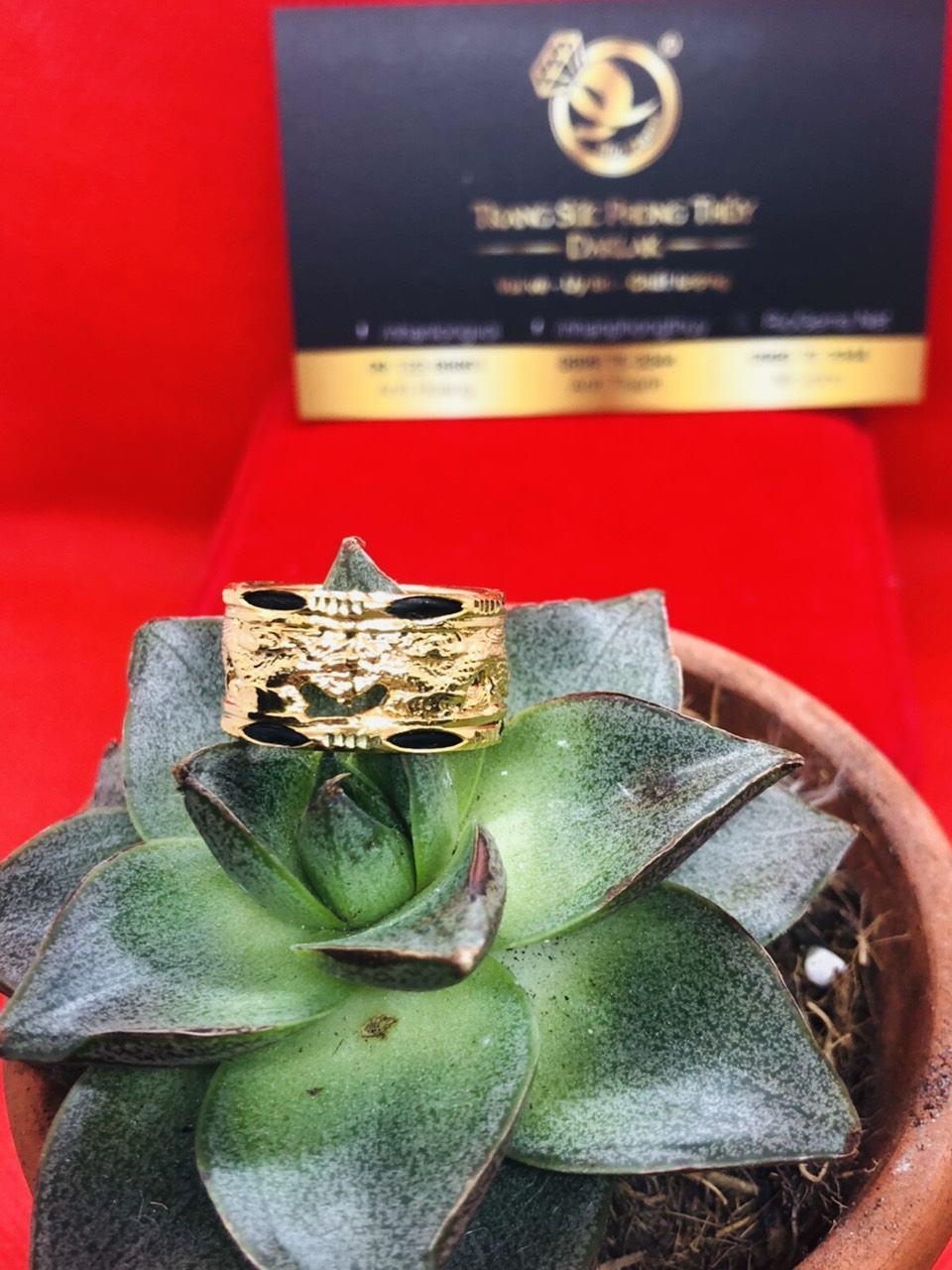 Nhẫn rồng rồng vàng 10K