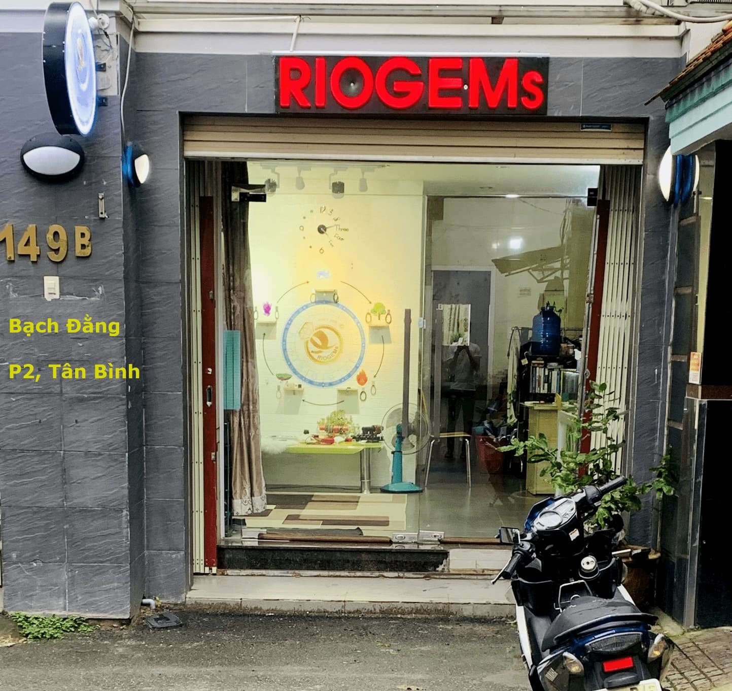 showroom riogems