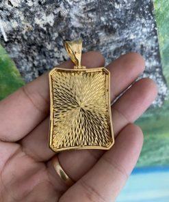 Mãn nhãn với đường nét tinh xảo, công phu trên mặt dây chuyền rồng vàng RIOGEMs