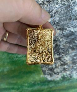 Mặt dây chuyền rồng vàng nguyên khối RIOGEMs - Lựa chọn sang trọng cho người tuổi Thìn