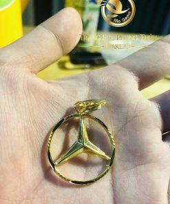 Mặt dây ngôi sao vàng phong thủy RIOGEMs thể hiện những mong ước cháy bỏng, thầm kín của con người