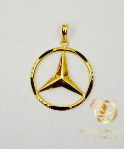 Mặt dây ngôi sao vàng phong thủy RIOGEMs mang đậm phong cách trẻ trung, hiện đại thích hợp để dùng làm quà tặng bạn bè, người thương,...