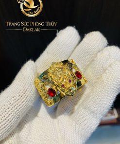 nhan cang long rong vang cuon da do (2)