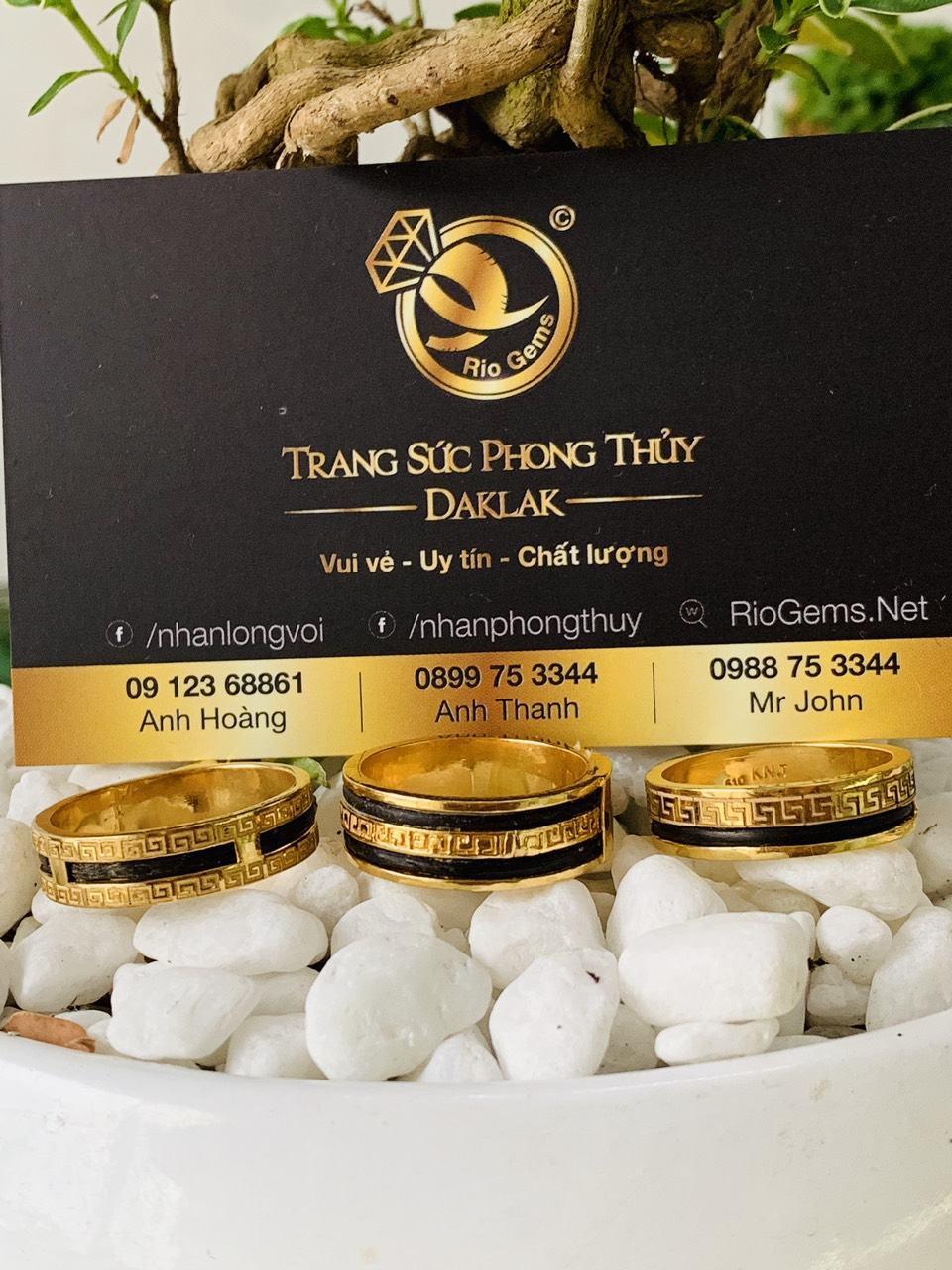 nhan long voi chay hoa van vang phong thuy riogems (2)