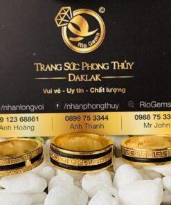 nhan long voi chay hoa van vang phong thuy riogems (6)