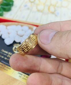 nhan nam chu van vang phong thuy riogems (6)