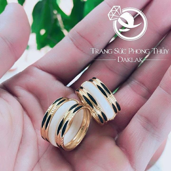 nhan phong thuy nep 2 ong long voi vang riogems (2)