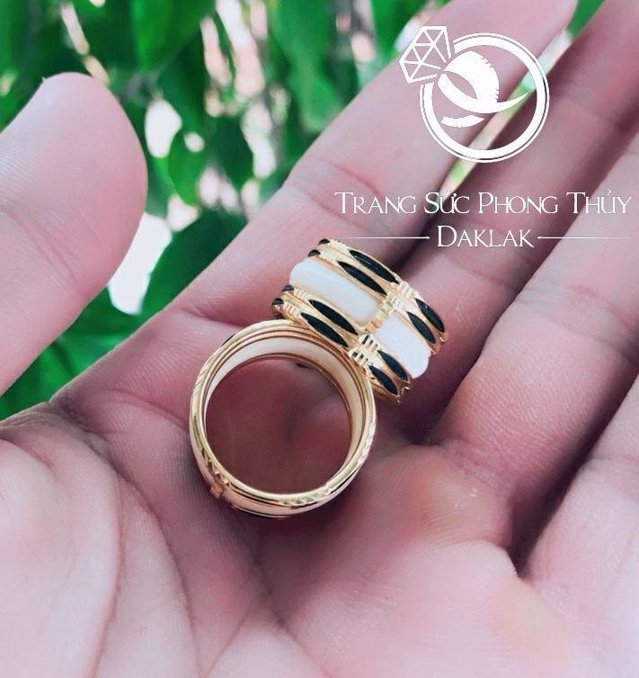 nhan phong thuy nep 2 ong long voi vang riogems (4)