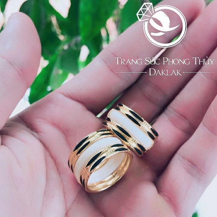 nhan phong thuy nep 2 ong long voi vang riogems (5)