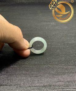 Nhẫn Bạch Ngọc Jadeite thiết kế độc quyền của RIOGEMs
