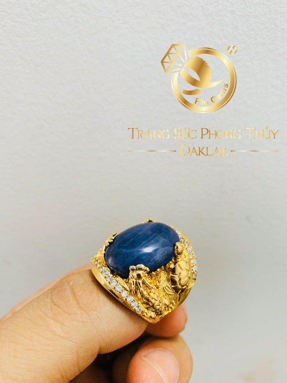 Nhan-LONG-LAN-QUY-PHUNG-Sapphire-xanh-den-Riogems