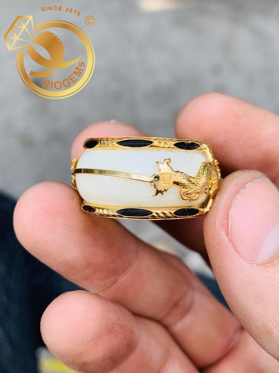 Nhẫn Rồng Phụng phong thủy