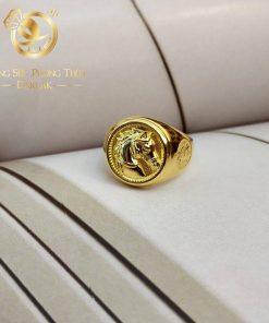 Nhẫn BITCOIN Vàng đẹp mắt