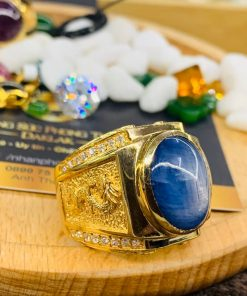 nhan-nam-rong-rong-sapphire-xanh-duong-co-sao-riogems