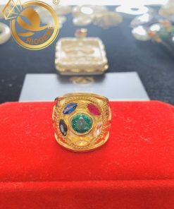 Nhẫn nam vàng THANOS giá tốt