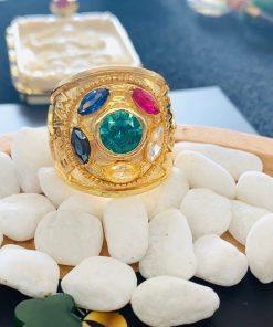 Nhẫn nam vàng THANOS giá bao nhiêu