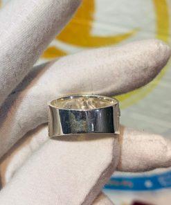 Nhẫn Thần bài NAM NỮ BẠC TA đẹp