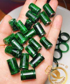 Lắc tay đốt ngọc Jade vàng giá tốt