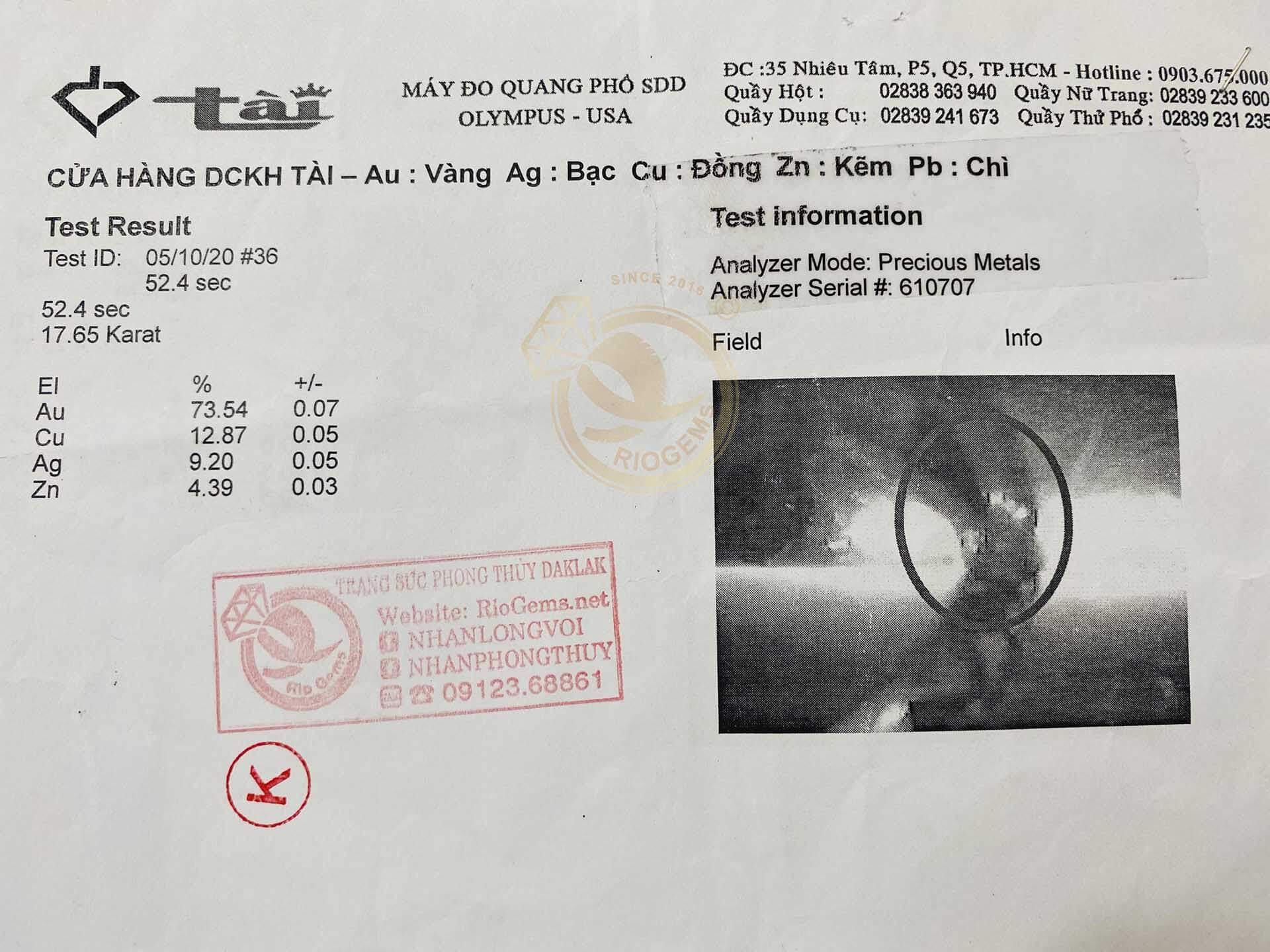 Lắc tay vàng FULL kim cương tấm siêu chất có giấy chứng nhận hàng tốt