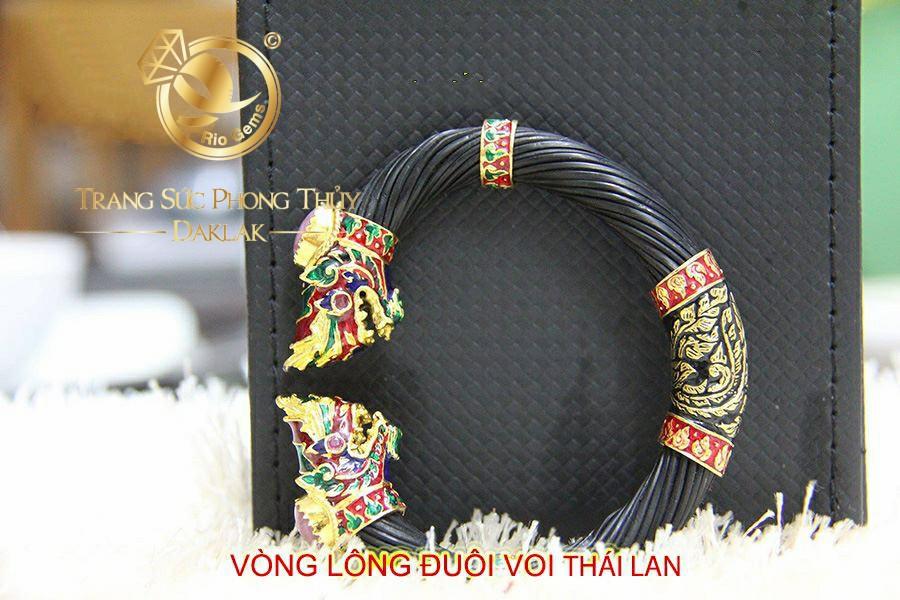 Vong-tay-Long-Voi-Thai-Lan-Vang-phong-thuy-Riogems