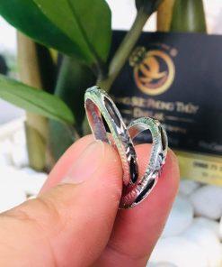 Hàng triệu trái tim Việt say đắm vẻ đẹp thuần khiết, tinh xảo của nhẫn cặp Vàng Ý RIOGEMs