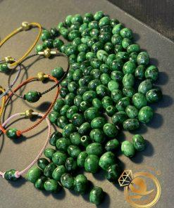Vòng tay mix lu thống từ Ngọc cẩm thạch đẹp