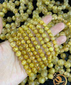 Vòng đá 108 hạt dành cho Phật tử, chiêu tài - chiêu lộc