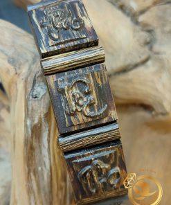 Chữ Phúc - Lộc - Thọ được chạm khắc tinh xảo, đẹp mắt