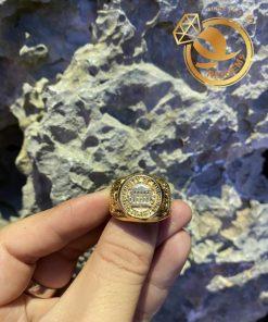 Nhẫn mỹ vàng 14k phong thủy