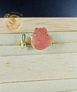 Nhẫn Hồ Ly 9 đuôi chất liệu vàng 18K610