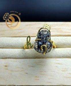 Mẫu nhẫn phong thủy dành cho người mệnh Thổ, Thủy