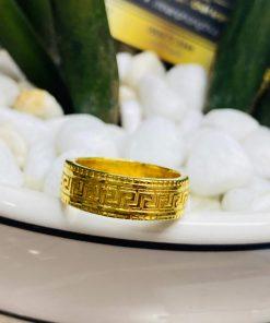 Mẫu nhẫn hình chữ vạn đẹp – giá rẻ