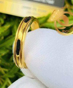nhẫn lông voi nữ18K