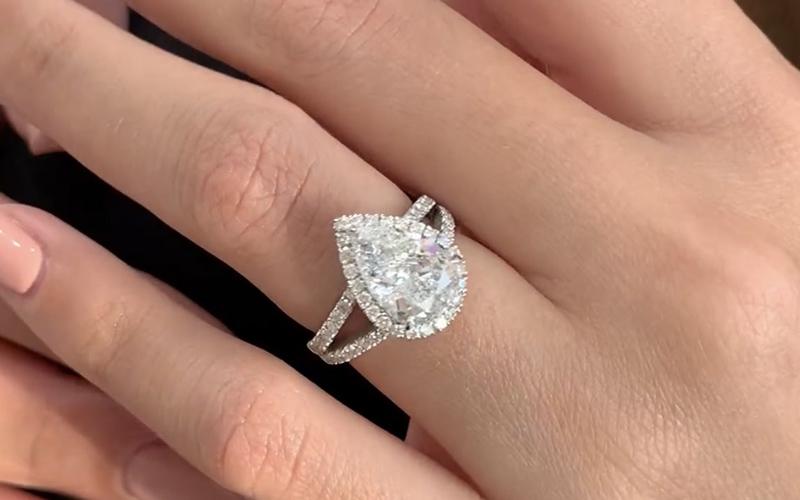 Cách bảo quản kim cương Moissanite