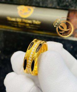 Nhẫn kim cương Moissanite Riogems